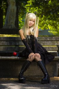 Death Note Amane Misa by Miyuki Cosplay, photography by David Circle