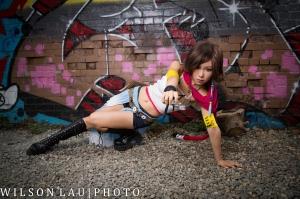 FFX-2 Yuna gunner by Miyuki Cosplay, Photography by Wilson Lau